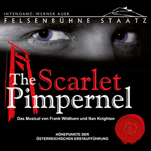 Cover: The Scarlet Pimpernel