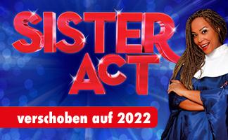 Premiere SISTER ACT - das himmlische Musical